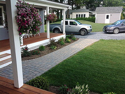 About Landscape Contractor Addison Bristol Middlebury